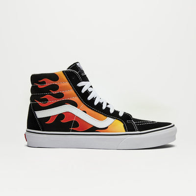 Vans SK8-Hi Reissue (Flame/Black/True White)