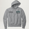 NYC Athletics Hoodie (Concrete) PRESALE