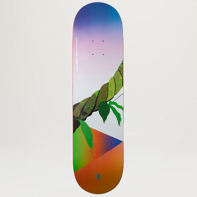 Girl Brophy Psychedelic Skateboard 8.125