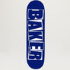 Baker JF Figgy Brand Name Blue/Foil 8.5