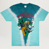 RipNDip Band Wagon Tee (Teal V Dye)