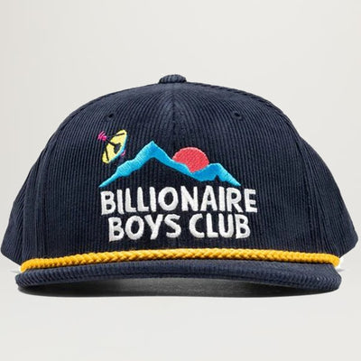 Billionaire Boys Club Scenery Snapback Hat (Assorted Colors)