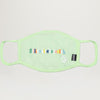 Billionaire Boys Club Letters Mask (Assorted Colors)