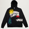 Billionaire Boys Club BB Peak Hoodie (Black)