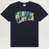 Billionaire Boys Club BB Watercolor Tee (Navy Blazer)