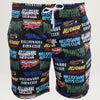 Billionaire Boys Club Promotional Short (Black)