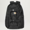 Carhartt WIP Kickflip Backpack (Black)