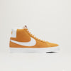 Nike SB Zoom Blazer Mid (University Gold/White)