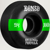 Bones 100 O.G. Formula V4 Wide Black 54mm