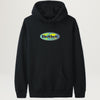 Butter Goods Global Logo Pullover (Black)
