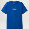 Butter Goods Puff Badge Logo Tee (Royal Blue)