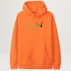 Butter Goods Match Pullover (Orange)