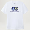 Butter Goods World Peace Tee (White)