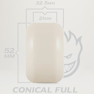 Spitfire F4 99a Conical Full (Assorted Sizes)