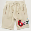Cookies SF Escobar Fleece Sweatshort (Tan)