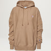 Champion Reverse Weave Pullover Hoodie (Country Walnut)