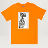 Born X Raised Crime Tee (Orange)
