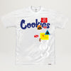 Cookies SF Colores Logo Tee (White)