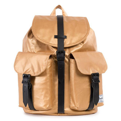 Herschel Dawson Nylon Premium Backpack (Gold)