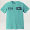 NYC Athletics S/S Tee (Diamond Life) PRESALE