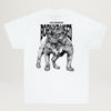 Born X Raised Dogg Pound Tee (White)