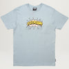 Icecream Crash Tee (Celestial Blue)