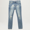 Icecream Cream Jean (Blue Jean)