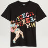 Icecream Sing Tee (Black)