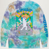 RipNDip Lucky Charms L/S (Multi Tie Dye Wash)
