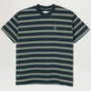 Polar Stripe Tee (Navy)