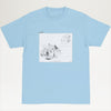 Quasi Earth A.D. Tee (Blue)