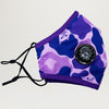 RipNDip Purple Camo Ventilator Mask (One Size)