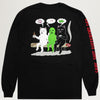 RipNDip Same Dreams L/S (Black)