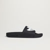 Adidas Shmoofoil Slide (Black/White)