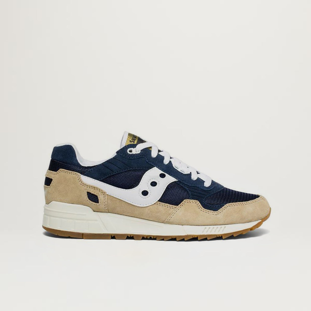 hot sale online 856f1 162e3 Saucony Shadow 5000 (Tan/Navy/White)