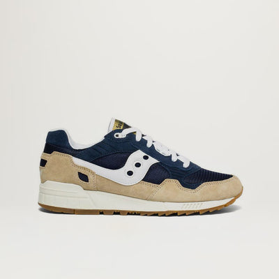 Saucony Shadow 5000 (Tan/Navy/White)