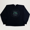 Sun Valley Goods L/S Tee (Black)