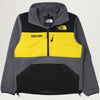 The North Face Steep Tech 1/4 Zip Fleece (Grey/Yellow/Black)
