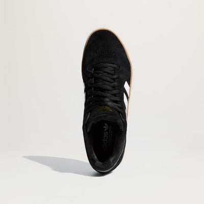 Adidas Tyshawn (Black/White/Gum)