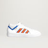 Adidas Tyshawn (White/Orange/Royal Blue)