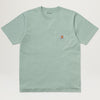 Carhartt WIP Pocket Tee (Frosted Green)