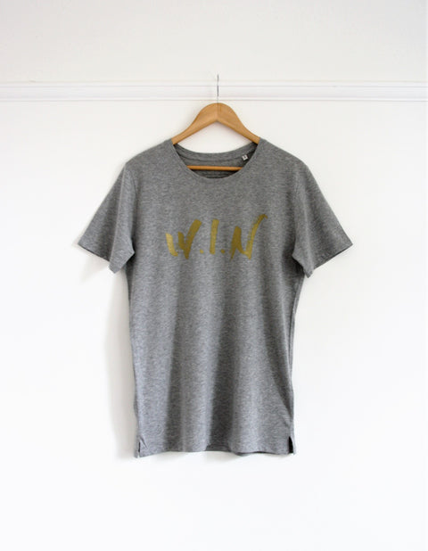 Opportunity T-Shirt - Grey