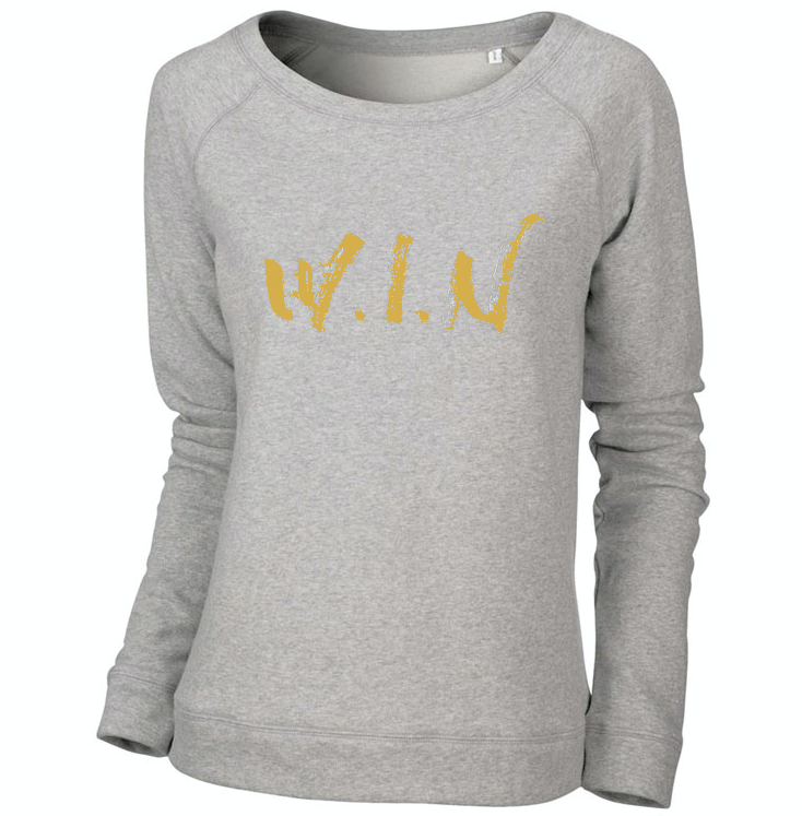 Courage Sweatshirt - Grey