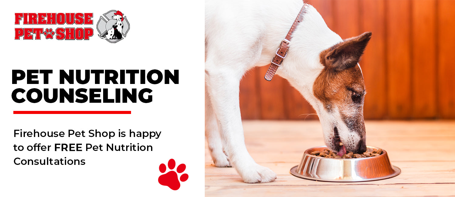 Pet Nutrition Counseling