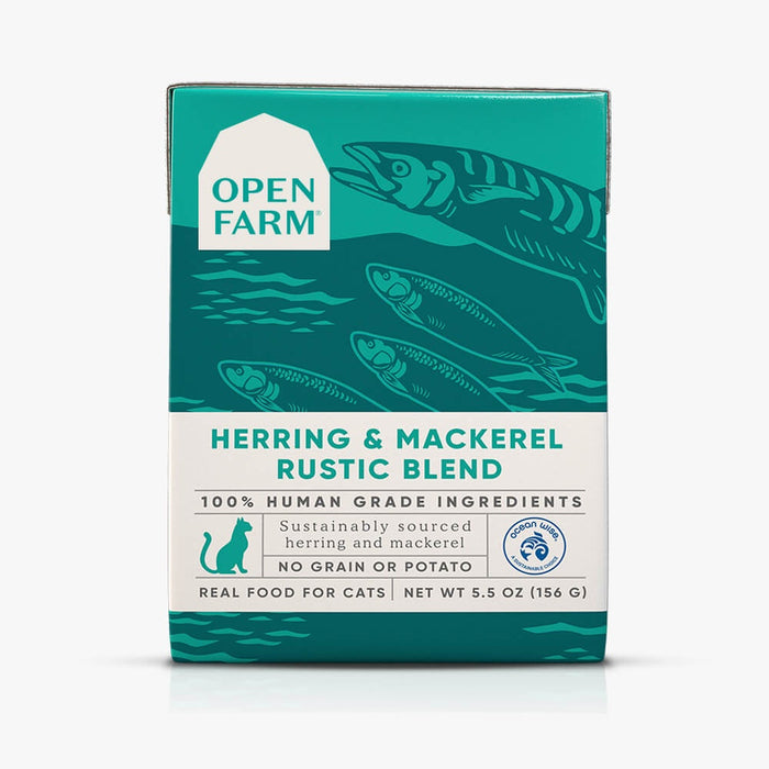 Open Farm Cat Blend Herring 5.5oz
