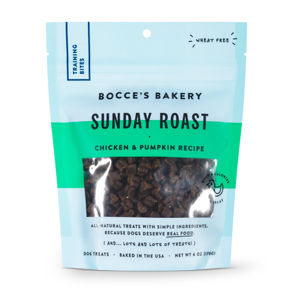 Bocces Training Sunday Roast 6oz