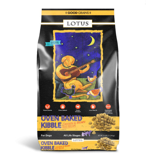 Lotus Chicken Adult Dog 25lb