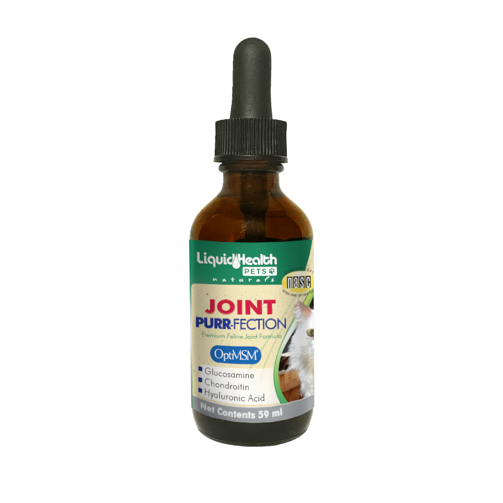 Liquid Health Drops Joint Purr-Fection 2oz