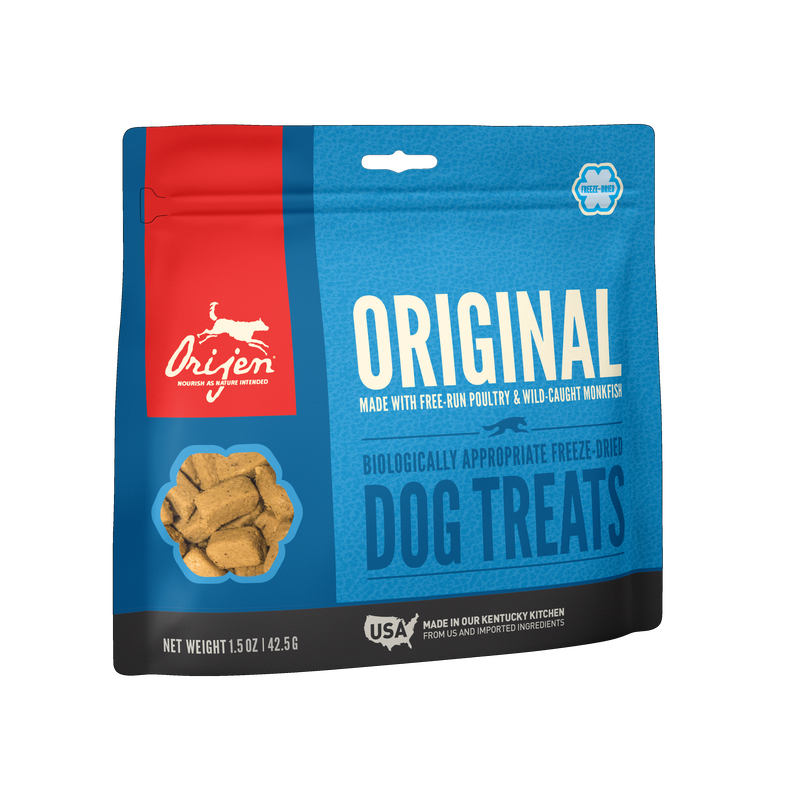 Orijen Dog Treat USA Original 1.5oz