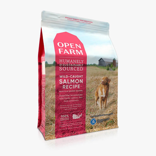 Open Farm Dog Wild Salmon